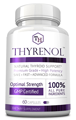 Thyrenol Risk Free Bottle
