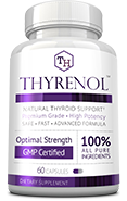 Thyrenol Small Bottle